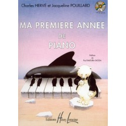 PARTITION MA PREMIERE ANNEE DE PIANO AVIGNON LE KIOSQUE A MUSIQUE