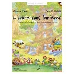 ARBRE SANS LUMIERE (L') - LIVRE