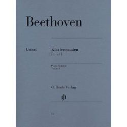 SONATES POUR PIANO volume 1 HENLE URTEXT HN32