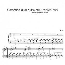 TIERSEN YANN - PIANO WORKS