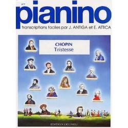 Chopin Tristesse Pianino 7