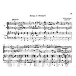 BAROQUE TRIO SONATA (THE) VOLUME 2