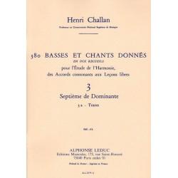 Challan Basses et chants donnés 3A AL21913 Le kiosque à musique Avignon