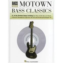 Partition basse Motown bass classics Kiosque musique Avignon