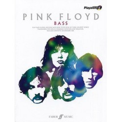 PINK FLOYD AUTHENTIC BASS PLAY ALONG