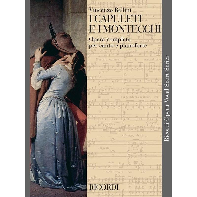 Partition Bellini Capuleti CP4204305 Le kiosque à musique Avignon
