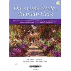 Partition DU MEIN SEELE  - Kiosque musique Avignon