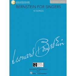 Partition Bernstein pour mezzo BHL10783 Le kiosque à musique Avignon