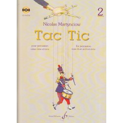 TAC TIC VOLUME 2 - GB7510