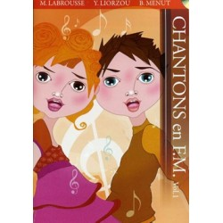 CHANTONS EN FM VOLUME 1 EDITIONS LEMOINE