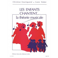 Les enfants chantent la théorie musicale - kiosque musique Avignon