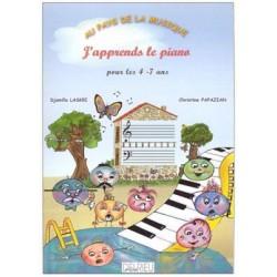 Au Pays de la Musique - j'apprends le piano - Kiosque musique Avignon