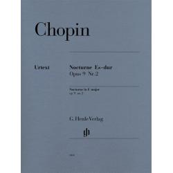PARTITION PIANO CHOPIN NOCTURNE OPUS 9 HN664 AVIGNON LE KIOSQUE A MUSIQUE