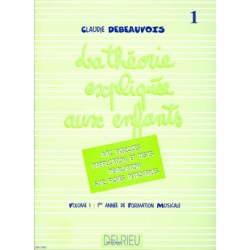 Claudie Debeauvois La théorie expliquée aux enfants 1