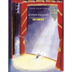 PARTITION VIOLON LE PETIT PAGANINI VOLUME 2 VV129 LE KIOSQUE A MUSIQUE