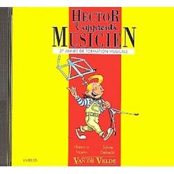 HECTOR APPRENTI MUSICIEN VOLUME 2 LE CD
