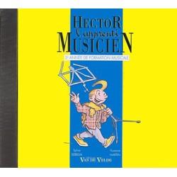 Hector l'apprenti musicien le kiosque à musique Avignon