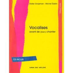 EDELIN VOCALISES AVANT DE BIEN CHANTER