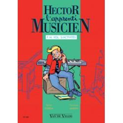 Sylvie Debeda Hector l'apprenti musicien 5 le kiosque à musique Avignon