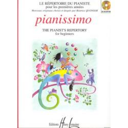 PIANISSIMO LE REPERTOIRE DU PIANISTE HL26373