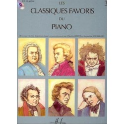 LES CLASSIQUES FAVORIS VOLUME 3 HLP1046 AVIGNON