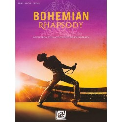 BOHEMIAN RHAPSODY PARTITION MUSIQUE DU FILM