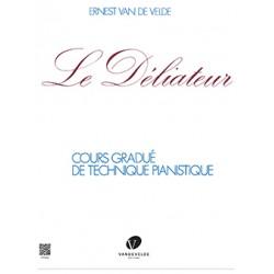 PARTITION PIANO LE DELIATEUR VV062 LE KIOSQUE A MUSIQUE