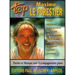 PARTITION MAXIME LE FORESTIER TOP BEUSCHER