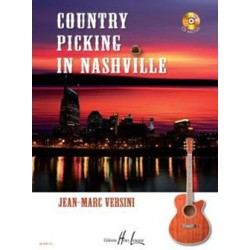 GUITARE COUNTRY PICKING IN NASHVILLE