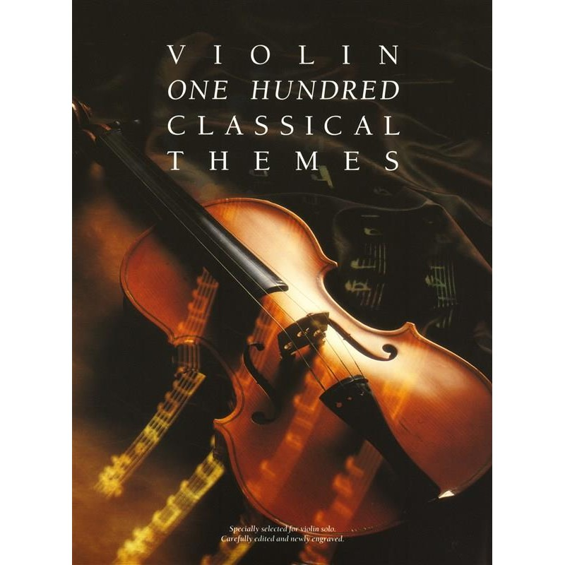 100 VIOLIN CLASSICAL THEMES