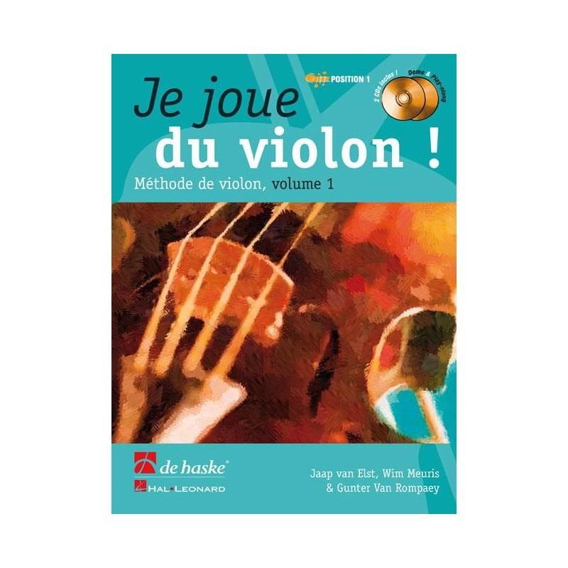 Je joue du violon volume 1 DHP1063962 le kiosque à musique Avignon