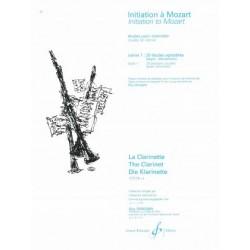 Initiation à Mozart clarintte