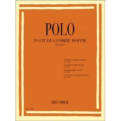 POLO studi a corde doppie violon ER192 le kiosque à musique