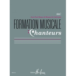 FORMATION MUSICALE CHANTEURS 2 - Avignon