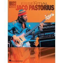 Partition bass Jaco Pastorius The essential HL00690420 le kiosque à musique Avignon