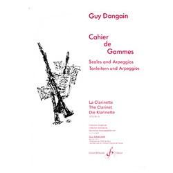 CAHIER DE GAMMES DE DANGAIN GB1866 Le kiosque à musique Avignon