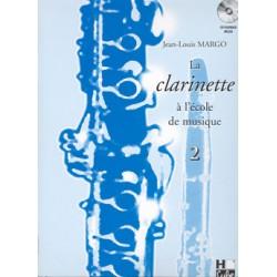 Margo La clarinette à l'école de musique 2 Avignon