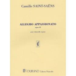 SAINT-SAENS ALLEGRO APPASSIONATO VIOLONCELLE