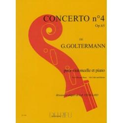 GOLTERMANN CONCERTO VIOLONCELLE N°4