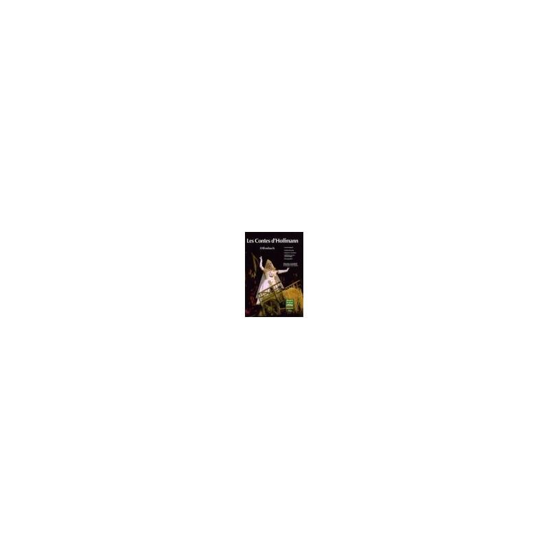CONTES D'HOFFMANN (LES) - LIVRET BILINGUE