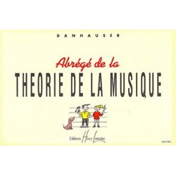 DANHAUSER ABREGE DE LA THEORIE DE LA MUSIQUE