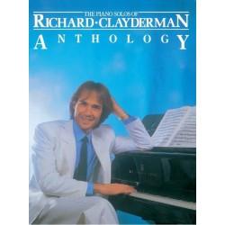 RICHARD CLAYDERMAN PIANO ANTHOLOGY