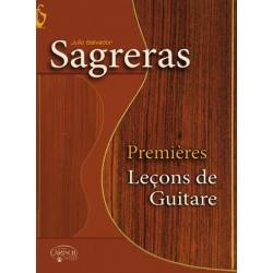 Sagreras Premières leçons de guitare MF2223 le kiosque à musique Avignon