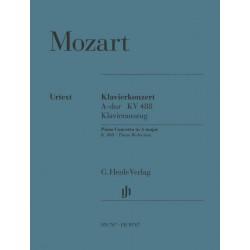 MOZART CONCERTO PIANO N°23 KV488 HENLE HN767 URTEXT