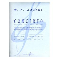 MOZART CONCERTO CLARINETTE KV622 EN SI BEMOL GB5571