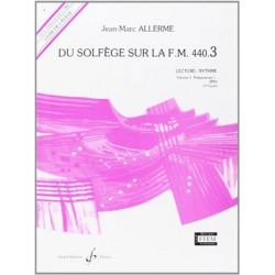 ALLERME DU SOLFEGE SUR LA FM 440.3 RYTHME GB5119