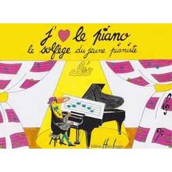 J'aime le piano de Cléo  HL26443 Le kiosque à musique Avignon