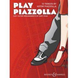PLAY PIAZZOLLA GUITARE BOOSEY BH11971