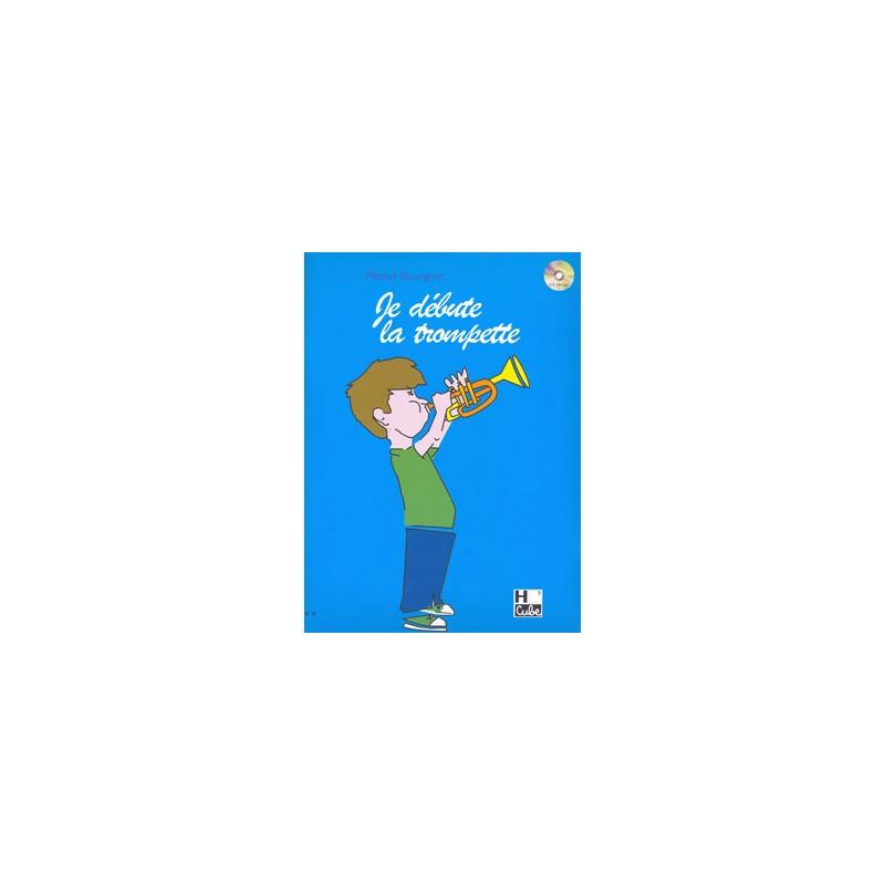 MICHEL BOURGUET JE DEBUTE LA TROMPETTE VOLUME 1 HC33