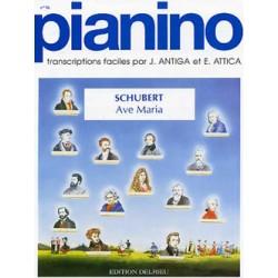 SCHUBERT AVE MARIA COLLECTION PIANINO PIANINO16